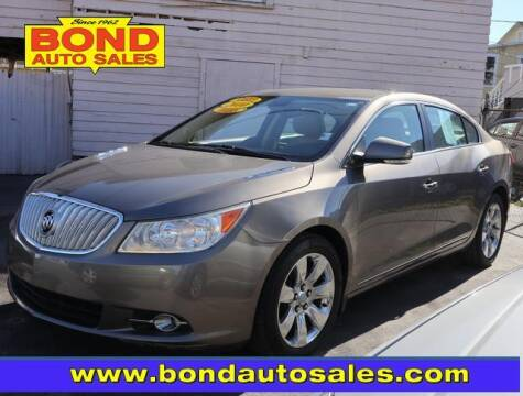 2010 Buick LaCrosse for sale at Bond Auto Sales in St Petersburg FL