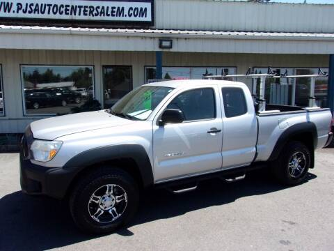 2012 Toyota Tacoma for sale at PJ's Auto Center in Salem OR