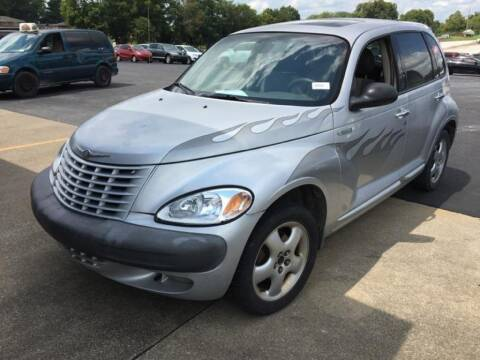 2002 Chrysler PT Cruiser for sale at Drive Today Auto Sales in Mount Sterling KY