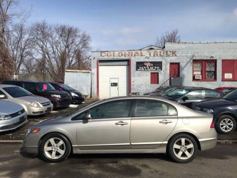 2006 Honda Civic for sale at Dan's Auto Sales and Repair LLC in East Hartford CT