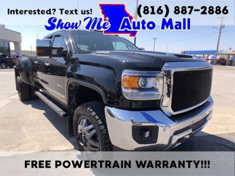 2018 GMC Sierra 3500HD for sale at Show Me Auto Mall in Harrisonville MO