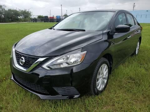 2018 Nissan Sentra for sale at VC Auto Sales in Miami FL