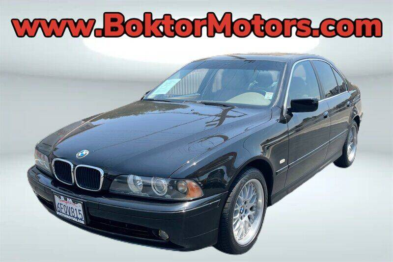 2003 BMW 5 Series for sale in North Hollywood, CA