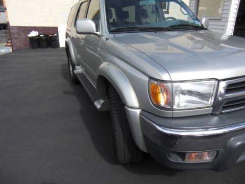 2000 Toyota 4Runner for sale at Nicks Auto Sales Co in West New York NJ