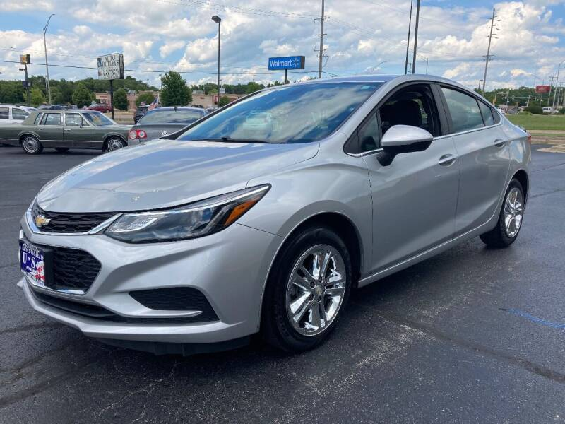 2017 Chevrolet Cruze for sale at Auto Outlets USA in Rockford IL