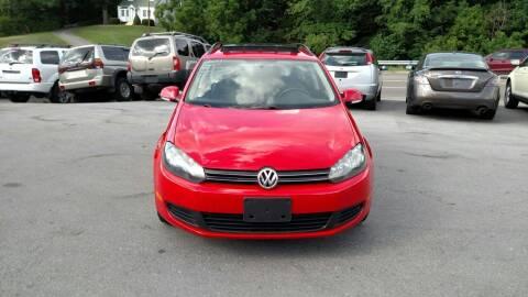 2011 Volkswagen Jetta for sale at DISCOUNT AUTO SALES in Johnson City TN