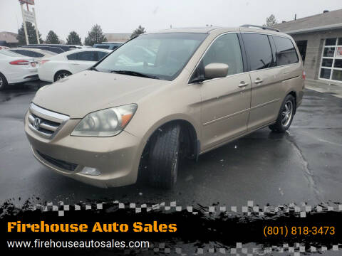 2005 Honda Odyssey for sale at Firehouse Auto Sales in Springville UT