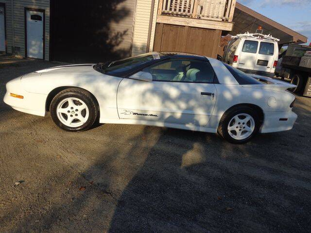 1994 Pontiac Firebird for sale at Upstate Auto Sales Inc. in Pittstown NY