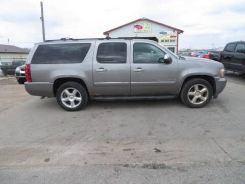 2009 Chevrolet Suburban for sale at Jefferson St Motors in Waterloo IA