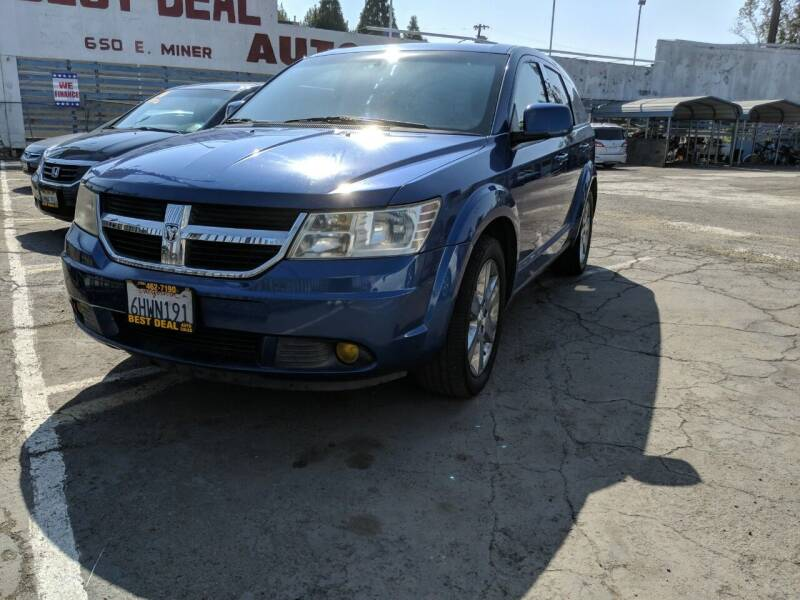 2009 Dodge Journey for sale at Best Deal Auto Sales in Stockton CA