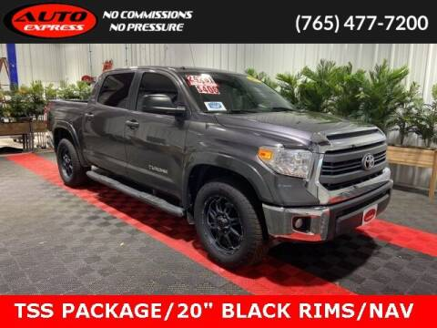 2015 Toyota Tundra for sale at Auto Express in Lafayette IN