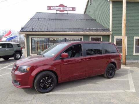 2019 Dodge Grand Caravan for sale at SCHURMAN MOTOR COMPANY in Lancaster NH