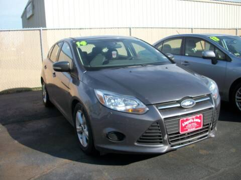 2014 Ford Focus for sale at Lloyds Auto Sales & SVC in Sanford ME