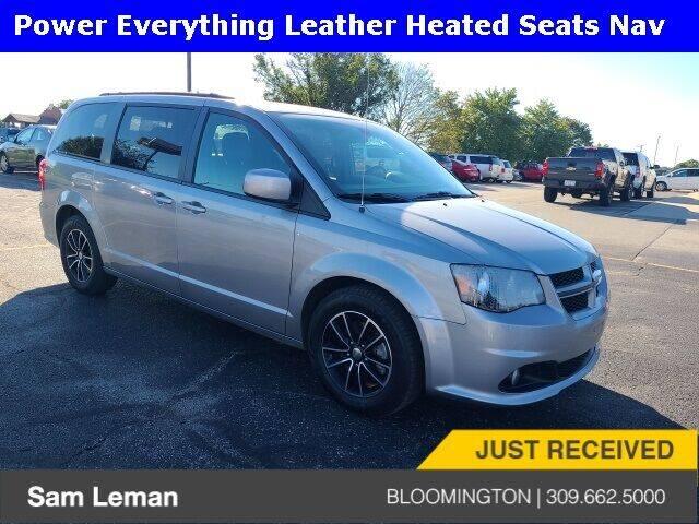 2018 Dodge Grand Caravan for sale at Sam Leman Mazda in Bloomington IL