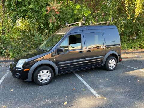 2012 Ford Transit Connect for sale at Chris Auto South in Agawam MA