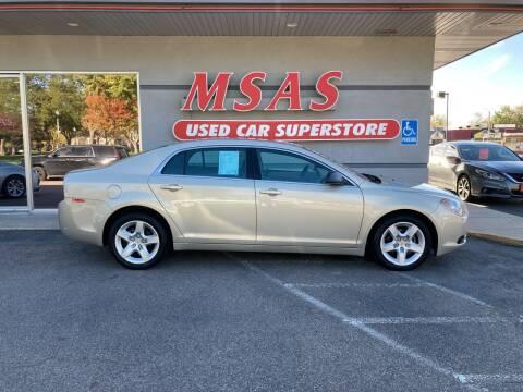 2011 Chevrolet Malibu for sale at MSAS AUTO SALES in Grand Island NE