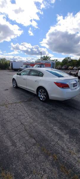 2010 Buick LaCrosse CXS 4dr Sedan - South Chicago Heights IL