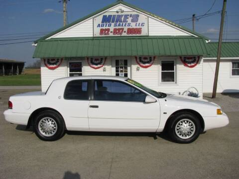 1994 Mercury Cougar for sale at Mikes Auto Sales LLC in Dale IN