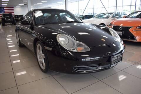 2000 Porsche 911 for sale at Legend Auto in Sacramento CA