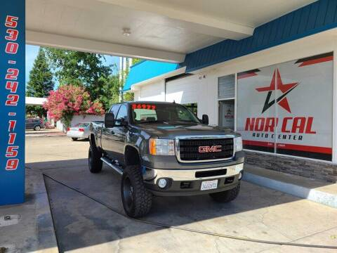 2011 GMC Sierra 2500HD for sale at Nor Cal Auto Center in Anderson CA