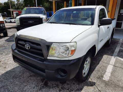 2006 Toyota Tacoma for sale at Autos by Tom in Largo FL
