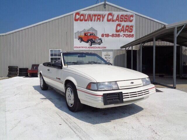 1992 Chevrolet Cavalier for sale in Staunton, IL