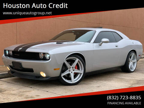 2010 Dodge Challenger for sale at Houston Auto Credit in Houston TX