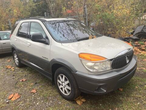 2003 Buick Rendezvous for sale at Trocci's Auto Sales in West Pittsburg PA