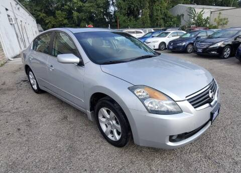 2009 Nissan Altima for sale at Nile Auto in Columbus OH