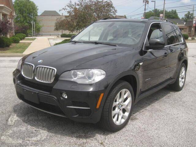 2013 BMW X5 for sale at ELITE AUTOMOTIVE in Euclid OH