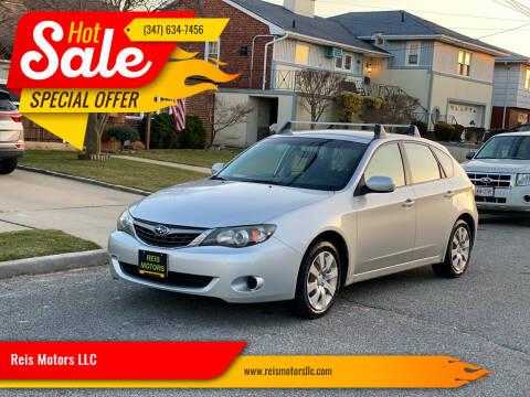 2009 Subaru Impreza for sale at Reis Motors LLC in Lawrence NY