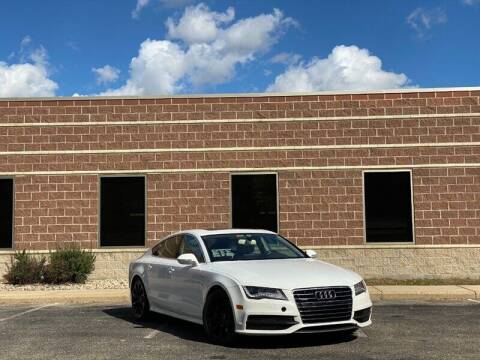 2013 Audi A7 for sale at A To Z Autosports LLC in Madison WI