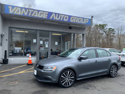 2014 Volkswagen Jetta for sale at Vantage Auto Group in Brick NJ