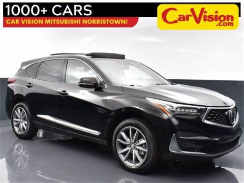 2019 Acura RDX for sale at Car Vision Buying Center in Norristown PA