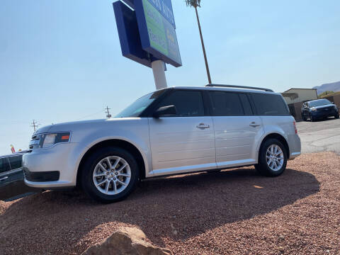 2015 Ford Flex for sale at SPEND-LESS AUTO in Kingman AZ