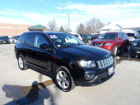 2015 Jeep Compass for sale at America Auto Inc in South Sioux City NE