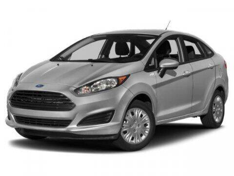 2019 Ford Fiesta for sale at Hawk Ford of St. Charles in St Charles IL