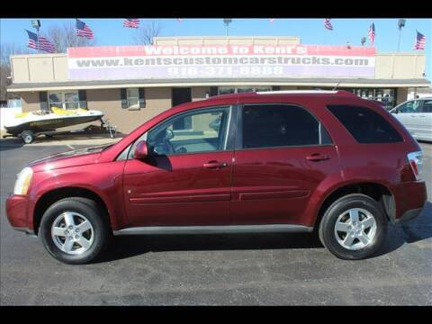 2009 Chevrolet Equinox for sale at Kents Custom Cars and Trucks in Collinsville OK