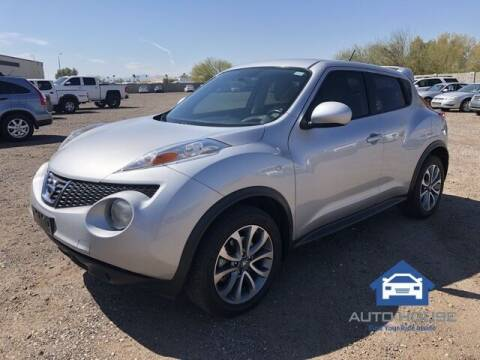 2013 Nissan JUKE for sale at MyAutoJack.com @ Auto House in Tempe AZ