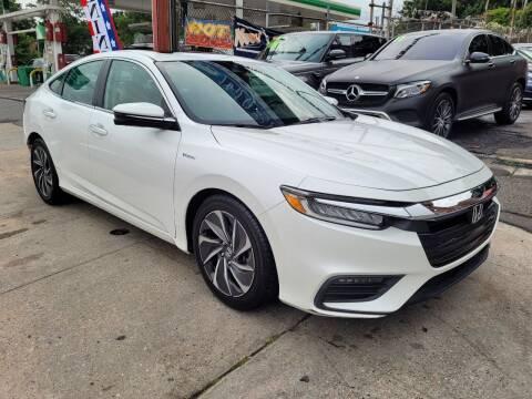 2019 Honda Insight for sale at LIBERTY AUTOLAND INC - LIBERTY AUTOLAND II INC in Queens Villiage NY