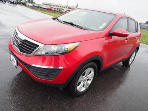2012 Kia Sportage for sale at Karmart in Burlington WA