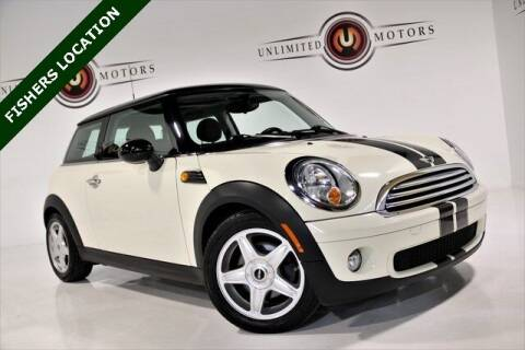 2010 MINI Cooper for sale at Unlimited Motors in Fishers IN