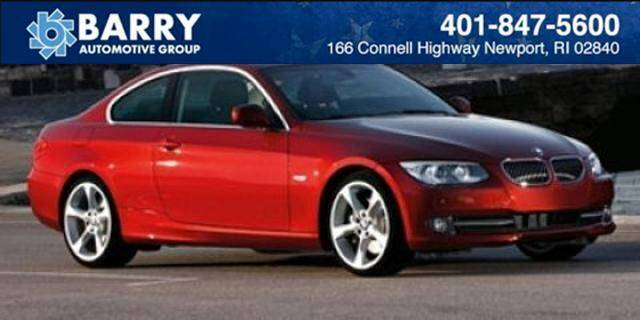 2012 BMW 3 Series for sale at BARRYS Auto Group Inc in Newport RI