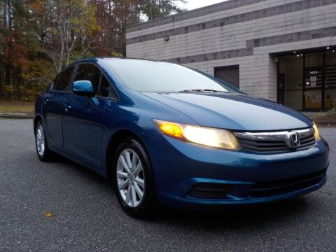 2012 Honda Civic for sale at Salton Motor Cars in Alpharetta GA