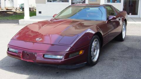 1993 Chevrolet Corvette for sale at Just In Time Auto in Endicott NY