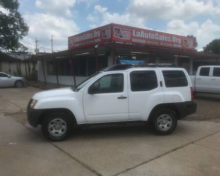 2007 Nissan Xterra for sale at LA Auto Sales in Monroe LA