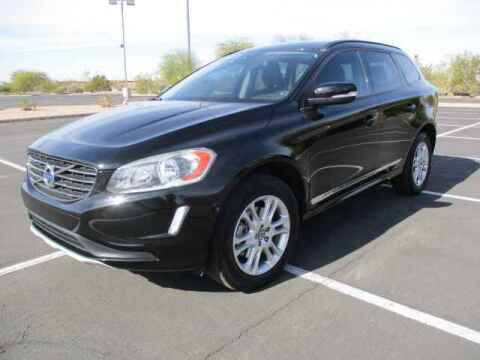 2015 Volvo XC60 for sale at Corporate Auto Wholesale in Phoenix AZ