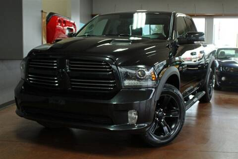 2016 RAM Ram Pickup 1500 for sale at Motion Auto Sport in North Canton OH