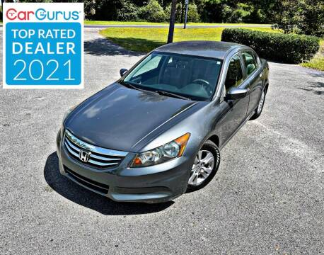 2012 Honda Accord for sale at Brothers Auto Sales of Conway in Conway SC