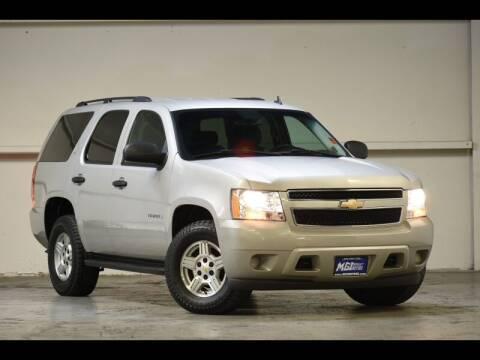 2008 Chevrolet Tahoe for sale at MGI Motors in Sacramento CA